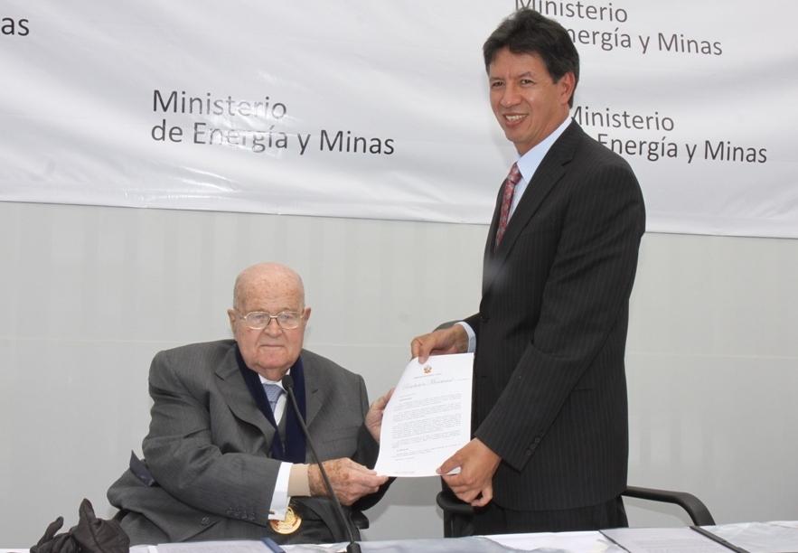 Ministerio de energ a y minas institucional for Ministerio de minas